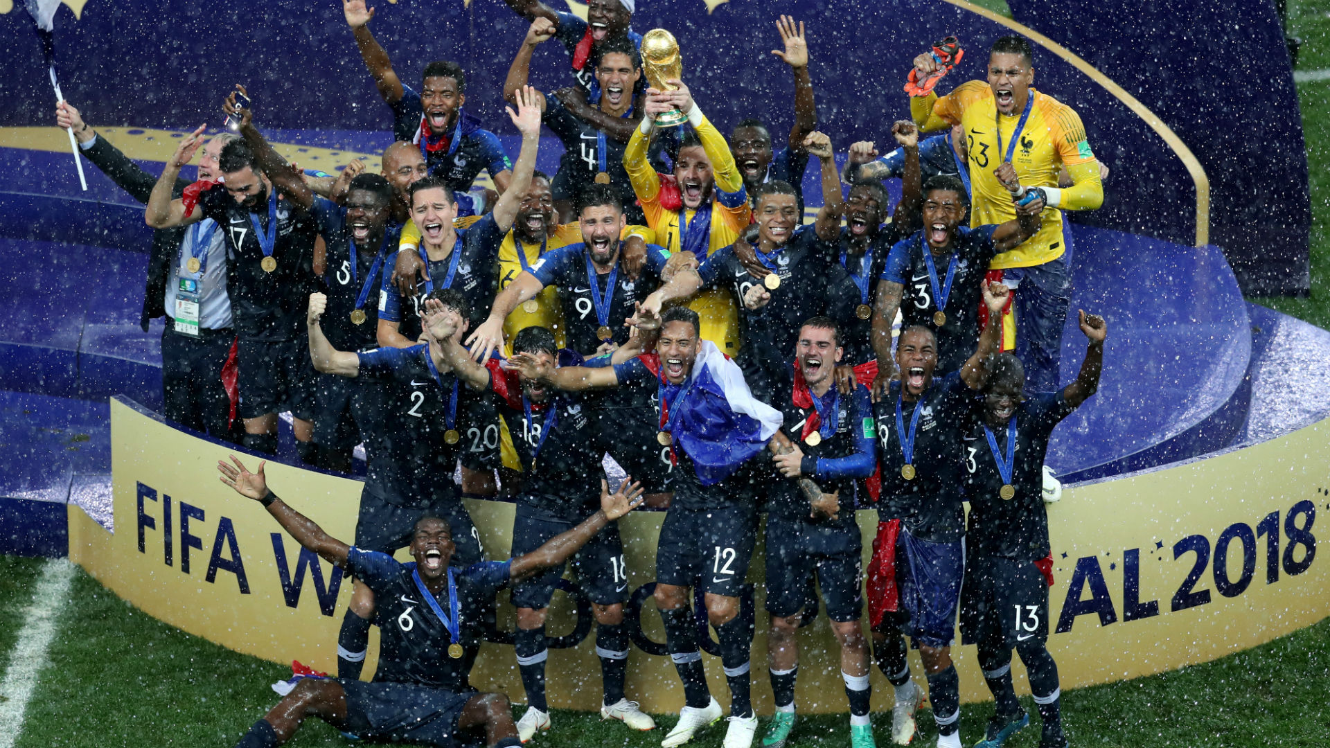 Four more years! Mbappe-inspired France can create a ...
