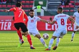 Son Heung Min Korea Bahrain Asian Cup
