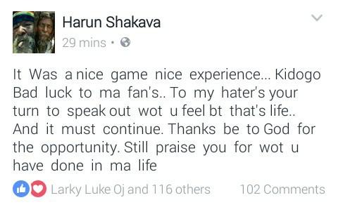 Haroun Shakava