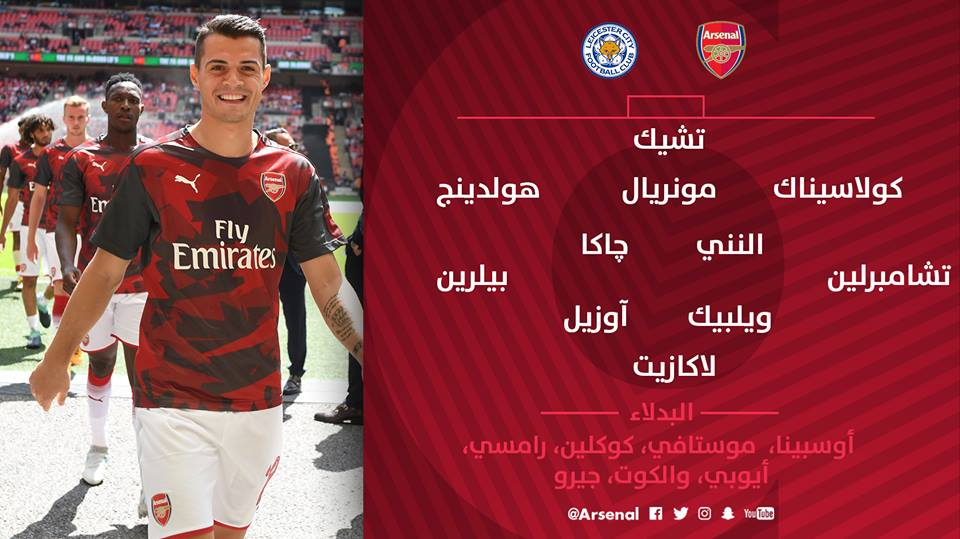 arsenal leicester 12082017