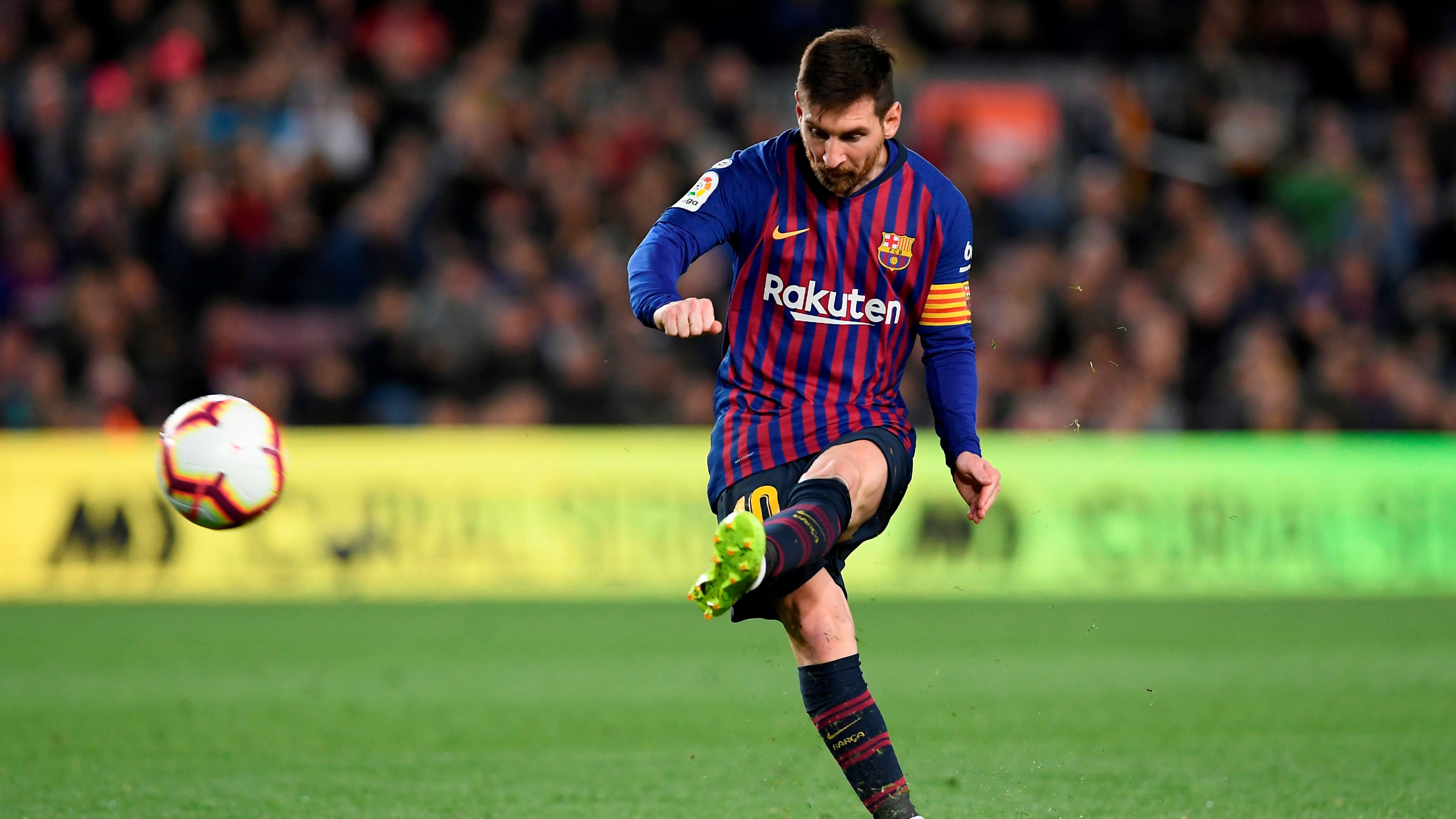 Al cruce de Messi y Neymar — Van Gaal