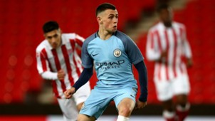 Phil Foden Mancheser City