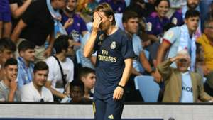 Modric claims Suarez stamp was an 'accidental action'