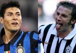 Si avvicina il Derby d'Italia tra Inter e Juventus: ma quali sono i giocatori ad aver segnato più reti nello storico big match di Serie A?