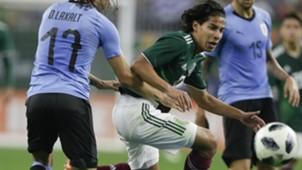 Diego Lainez Selección mexicana 100918