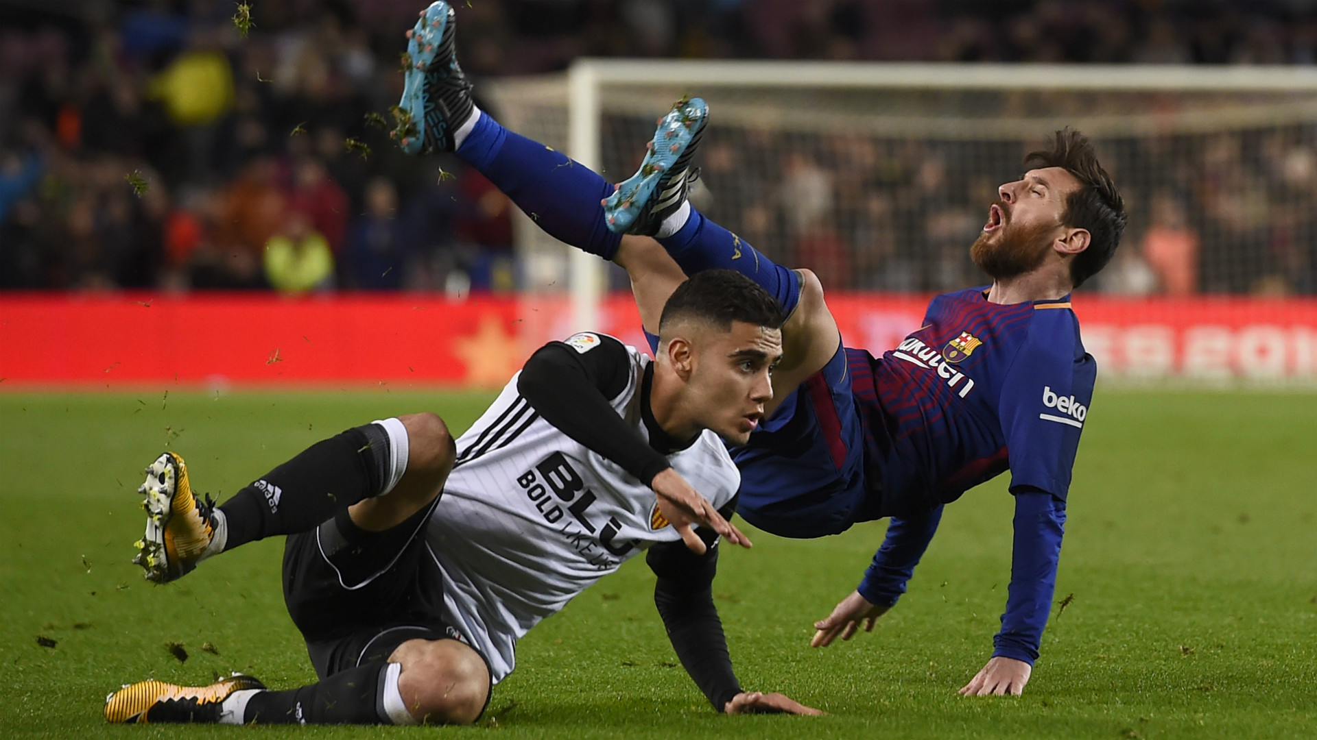 Barcelona ganha em Valência e já está na final — Taça do Rei