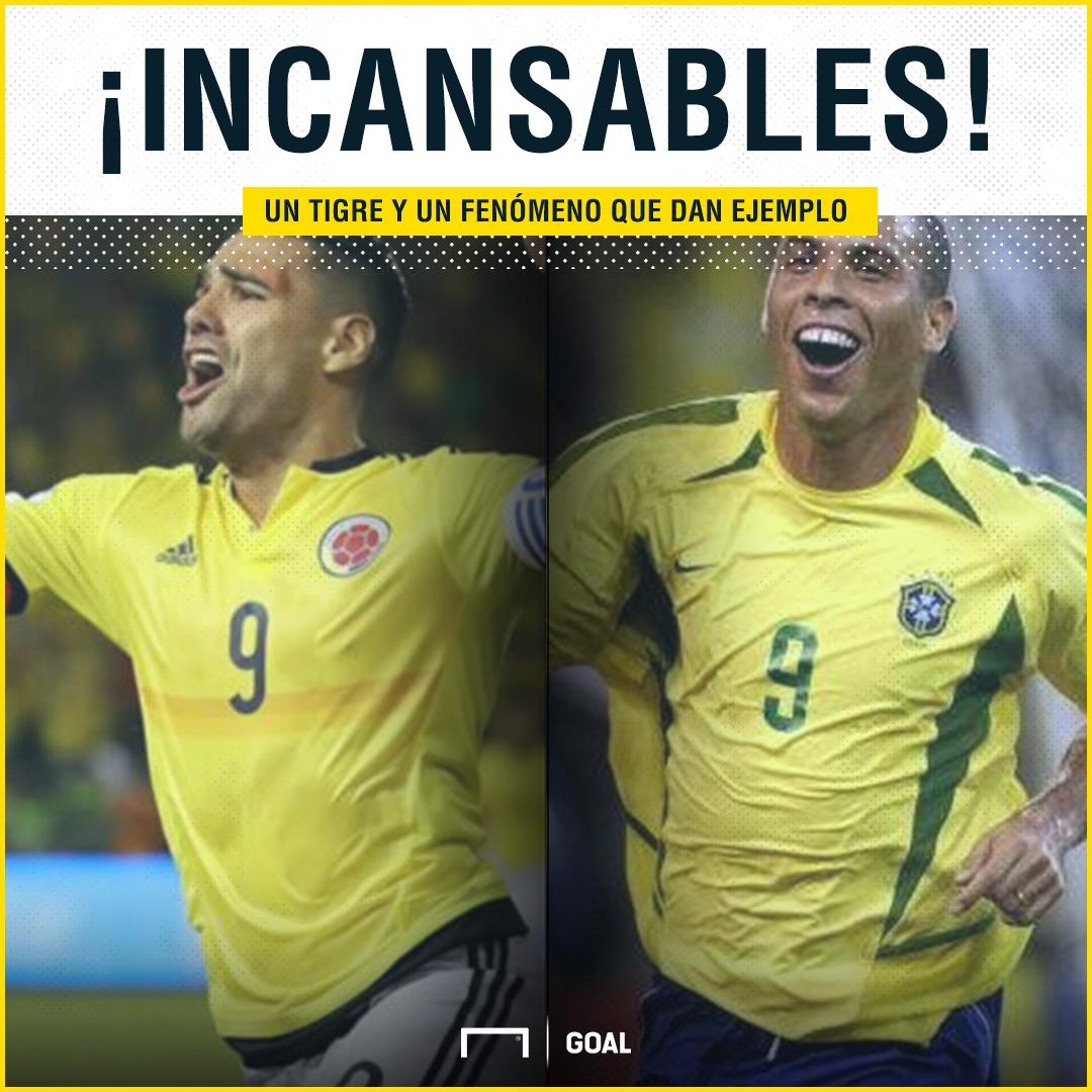 PS Falcao - Ronaldo