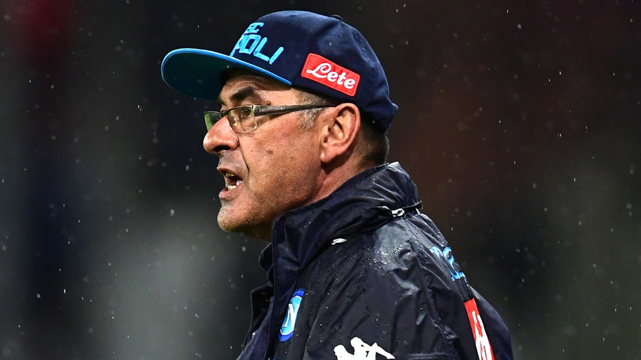Image result for Sarri confirmed as new Chelsea manager