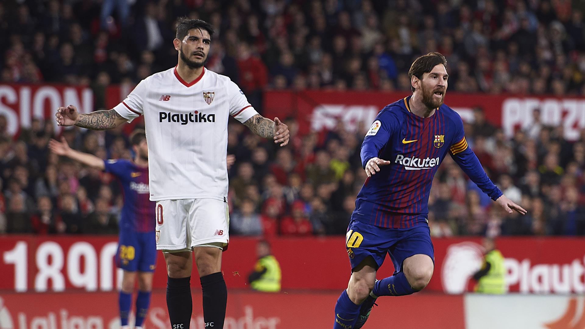 Copa del Rey, Finale: FC Barcelona mit Messi besiegt FC Sevilla klar
