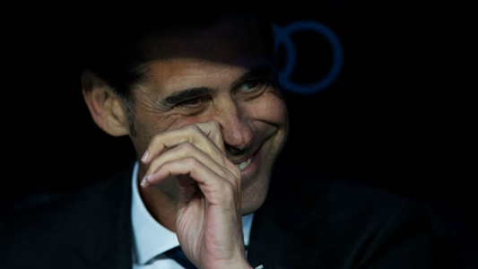 Fernando Hierro, former Real Madrid assistant coach