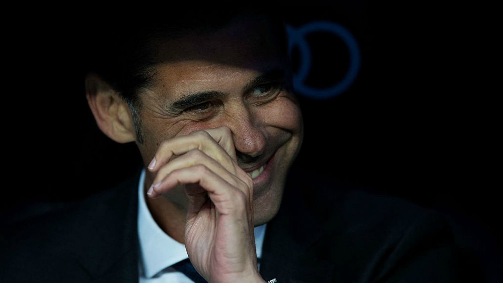 Fernando Hierro, former Real Madrid assistant coach
