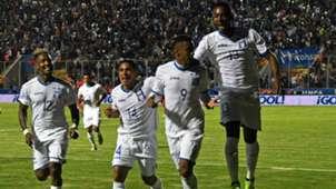 Honduras v Panama International friendly 16112018
