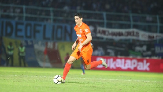 Matias Conti - Borneo FC