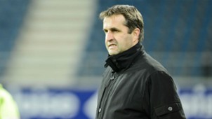Malawi head coach Ronny Van Geneugden