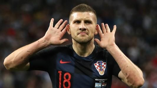 Ante Rebic Croatia Argentina
