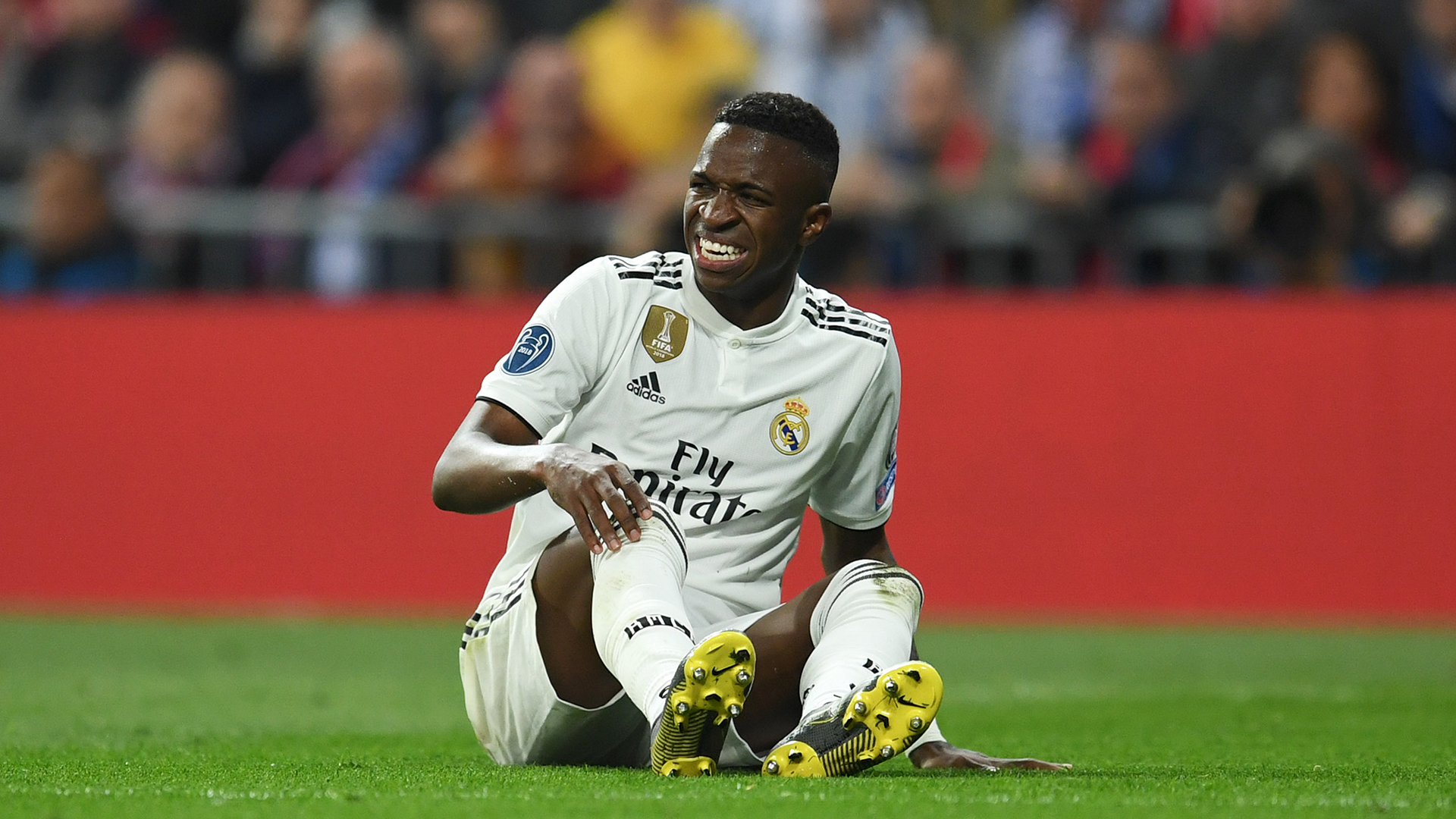 Vinicius Junior Real Madrid Ajax Champions League 050319