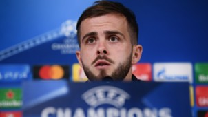 Pjanic Juventus press conference