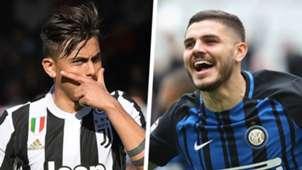 Paulo Dybala, Mauro Icardi & Bintang Serie A Italia Dengan Market Value Termahal