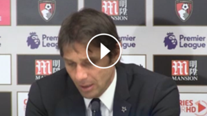 VIDEO Antonio Conte Chelsea
