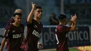 Lucas Olaza Talleres San Lorenzo Superliga 26012018