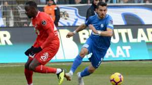 BB Erzurumspor - Antalyaspor