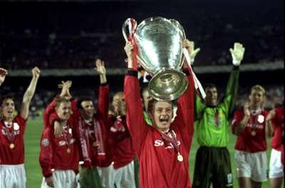 Ole Gunnar Solskjaer Manchester United Champions League 1999