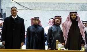 تركي آل الشيخ - محمود الخطيب