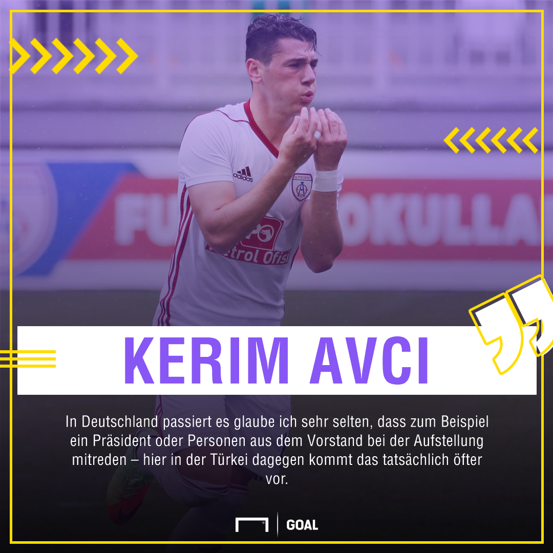 GFX Kerim Avci