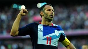 Ryan Giggs Team GB 2012 Olympics