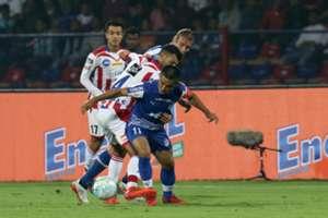 Bengaluru FC ATK Sunil Chhetri