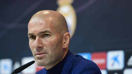 Zinedine Zidane Real Madrid resignation