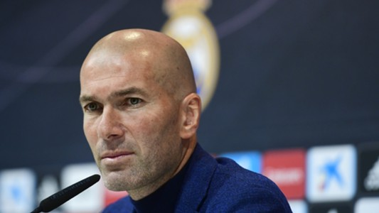 Zinedine Zidane Real Madrid resignation