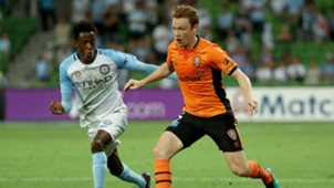 Melbourne City Brisbane Roar