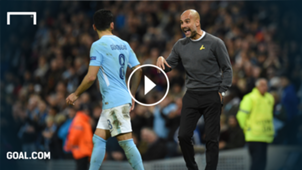 Guardiola Gündogan Playbutton