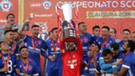 Universidad de Chile campeón Clausura 2017