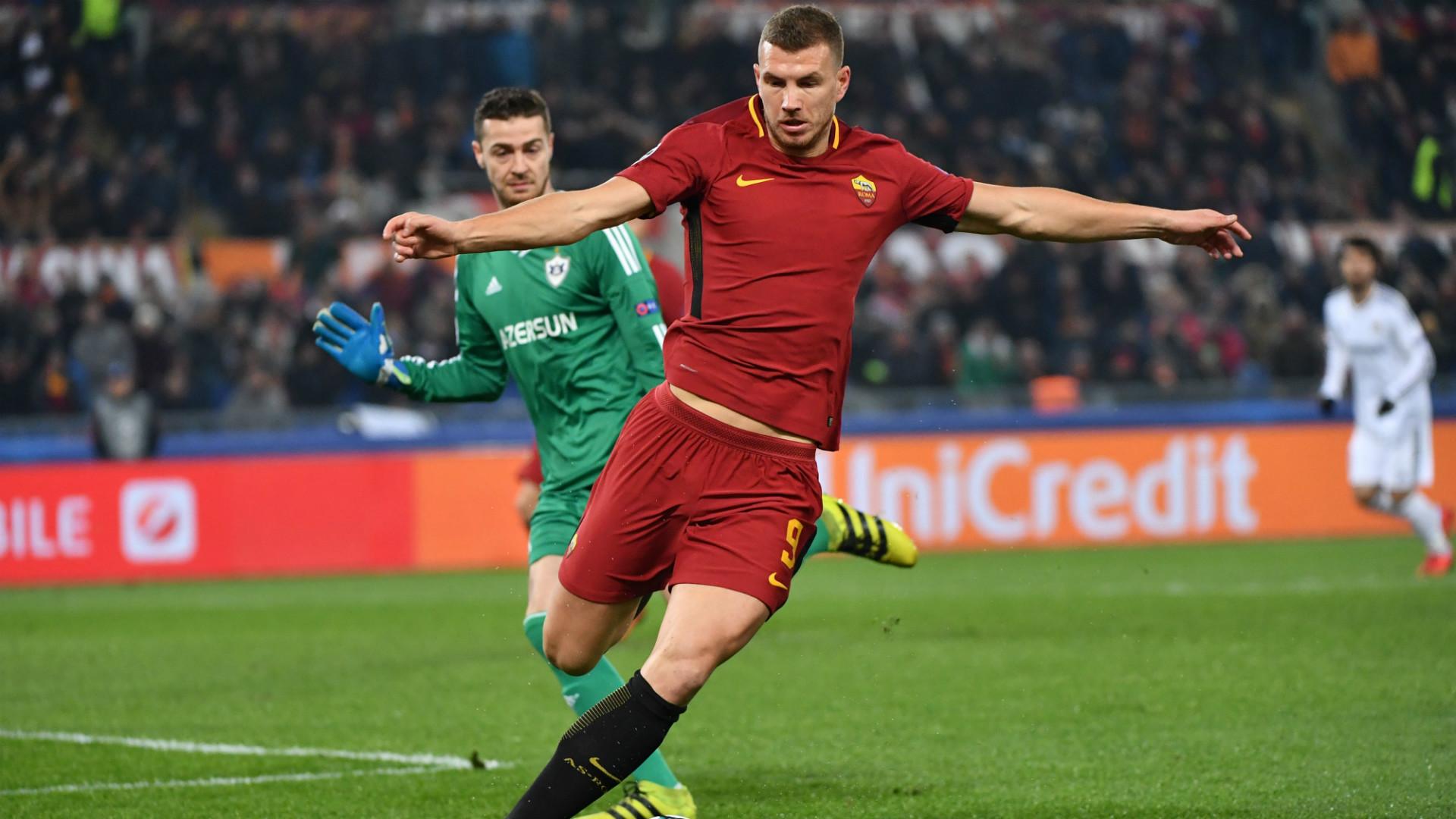 Roma, Dzeko:
