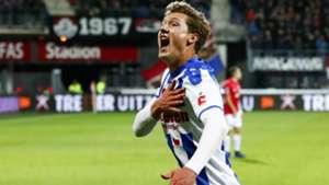 Sam Lammers sc Heerenveen Eredivisie 10282018
