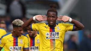 Wilfried Zaha Crystal Palace 15092018