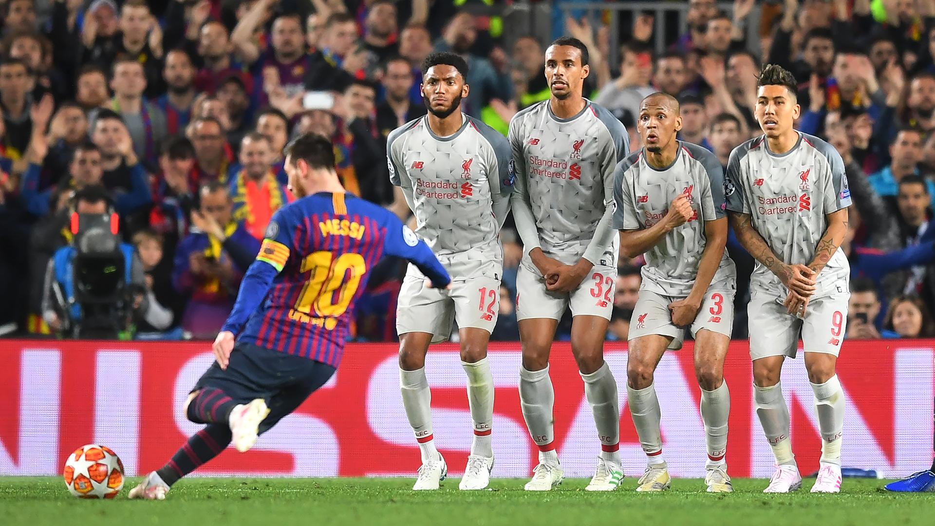 Image result for barcelona liverpool