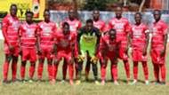 Posta Rangers squad v Tusker.