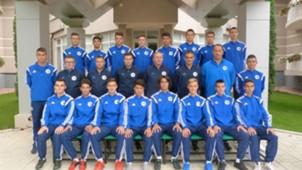Bosnia U-17 - 2017
