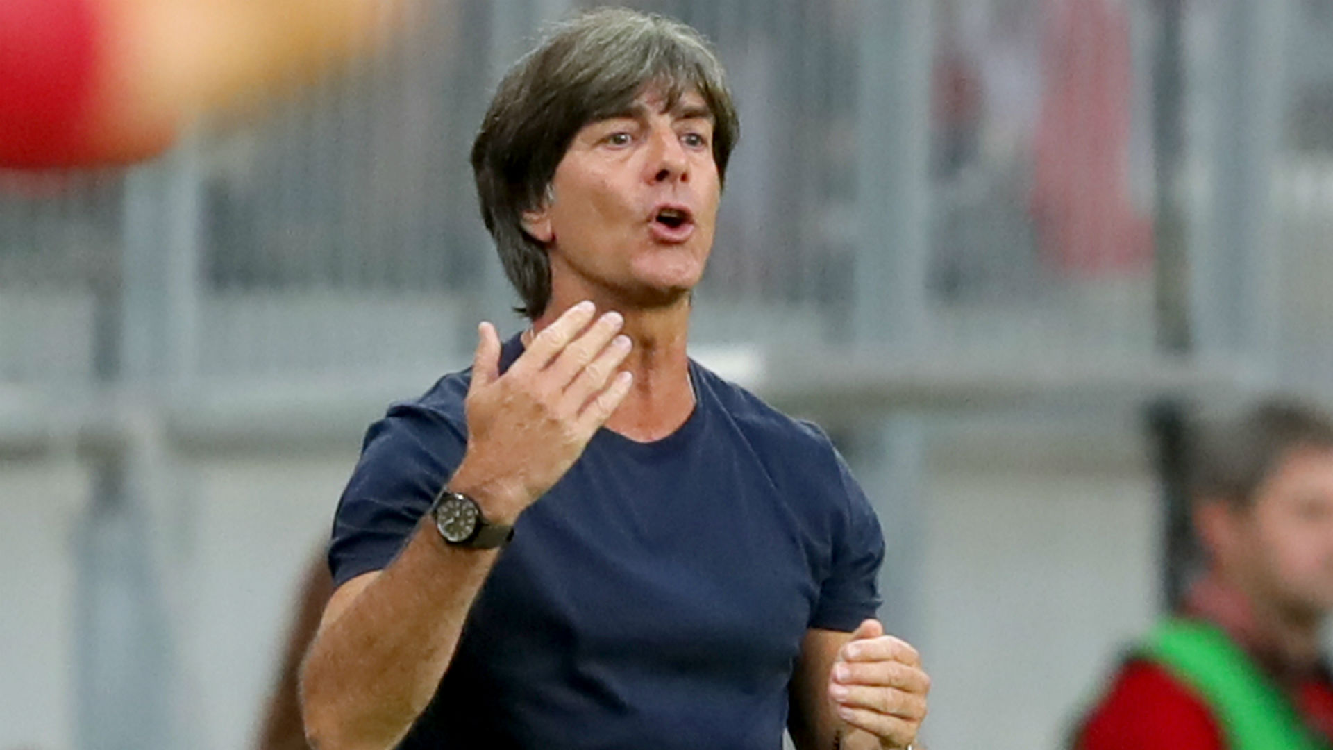 Joachim Low Germany international friendly 2018