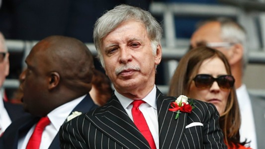 Stan Kroenke Arsenal 2017