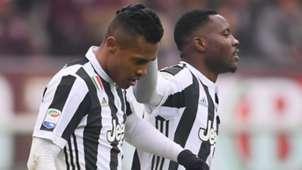 Alex Sandro Juventus Turin Serie A Torino 0218
