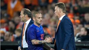 Wesley Sneijder, Netherlands, 05312014
