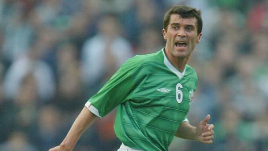 Roy Keane Republic of Ireland 2004