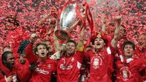 Liverpool Champions League 2005
