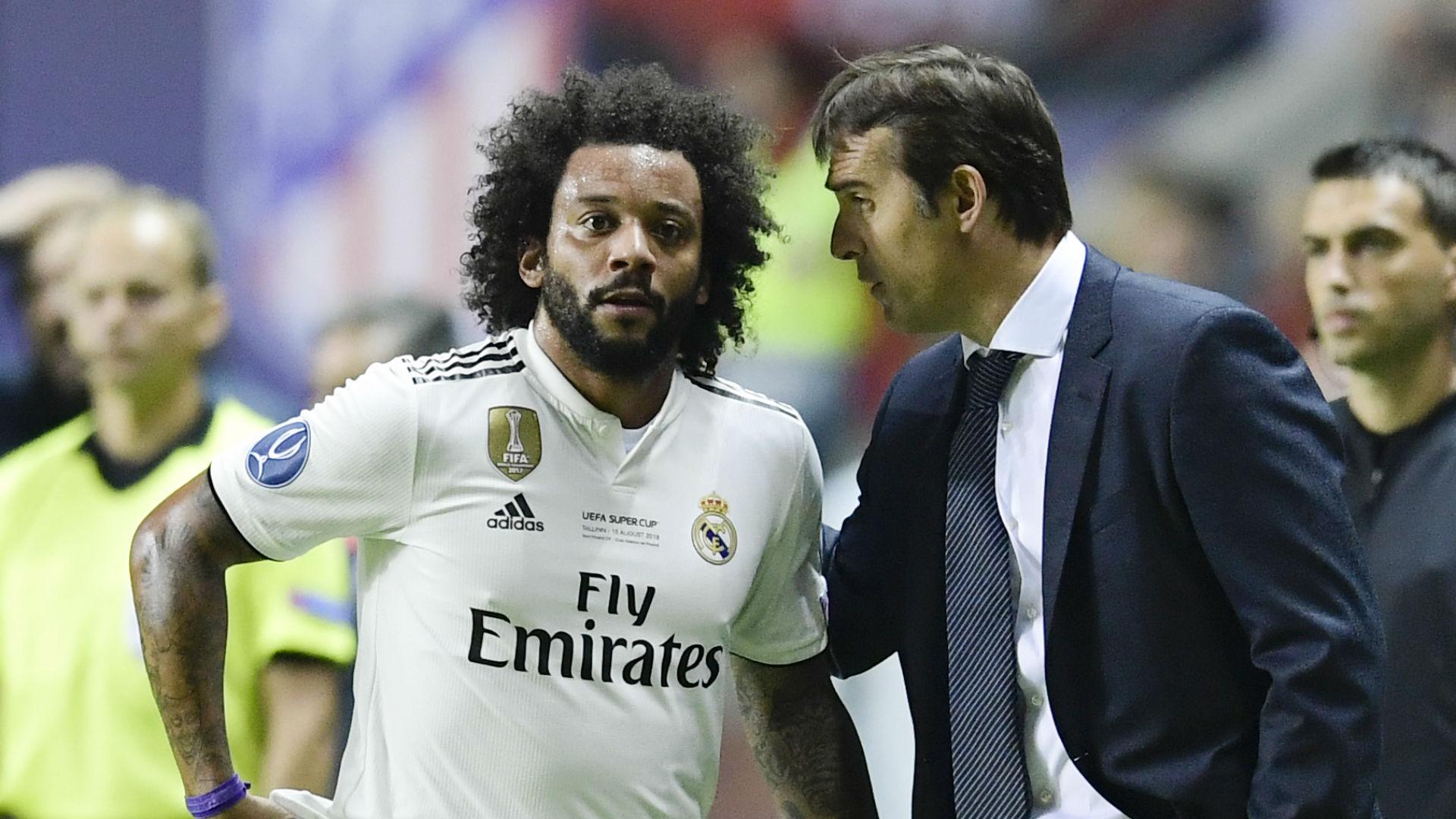 Marcelo Lopetegui Real Madrid Supercopa 15 08 2018