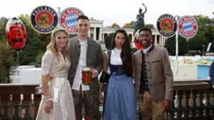 FC Bayern München @Oktoberfest