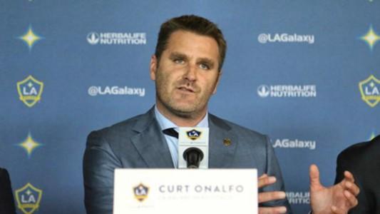 Curt Onalfo MLS LA Galaxy 03012017